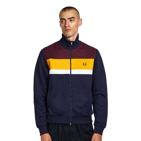 Fred Perry - Colourblock Track Jacket