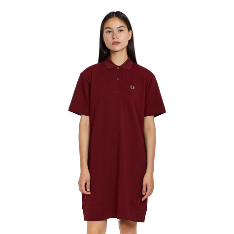Fred Perry - Boxy Pique Dress