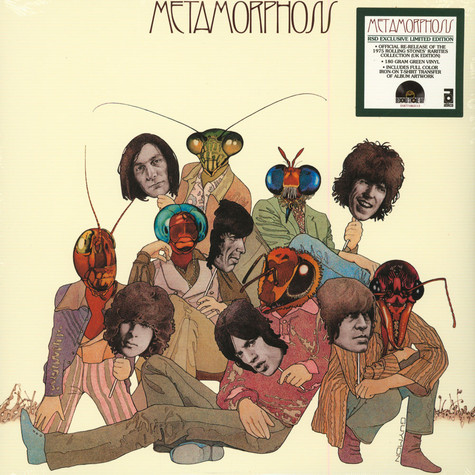 Rolling Stones, The - Metamorphosis UK Green Record Store Day 2020 Edition