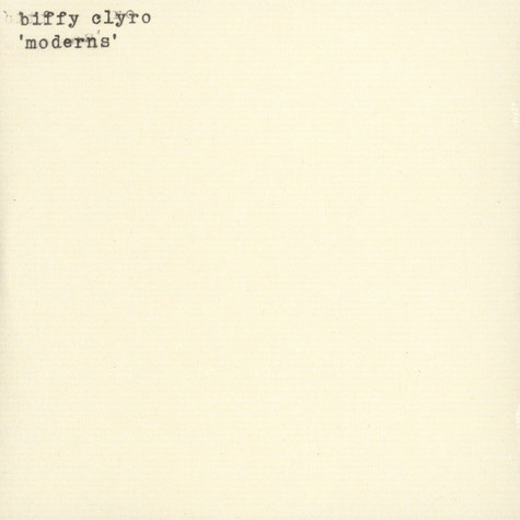 Biffy Clyro - Moderns Record Store Day 2020 Edition