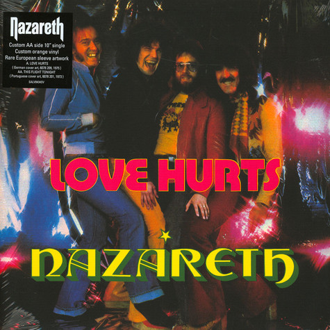 Nazareth - Love Hurts / This Flight Tonight Record Store Day 2020 Edition