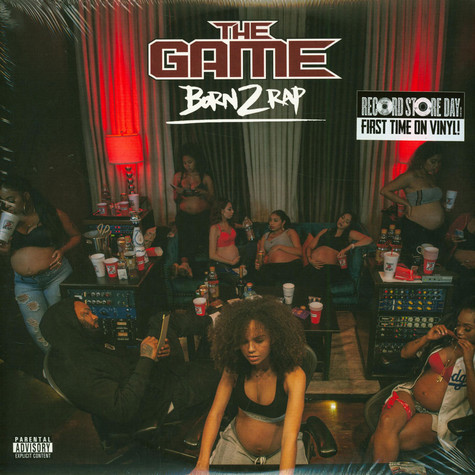 Game, The - Born 2 Rap Record Store Day 2020 Edition