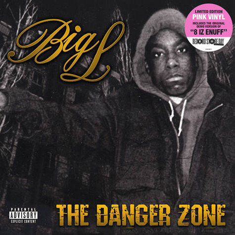 Big L - The Danger Zone Record Store Day 2020 Edition