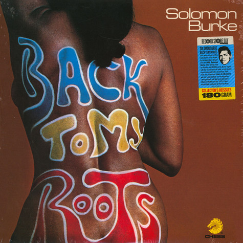 Solomon Burke - Back To My Roots Record Store Day 2020 Edition