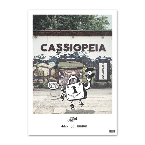 Cassiopeia x HHV - For The Culture #2 Poster