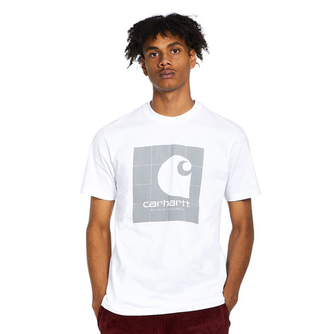 Carhartt WIP - S/S Reflective Square T-Shirt
