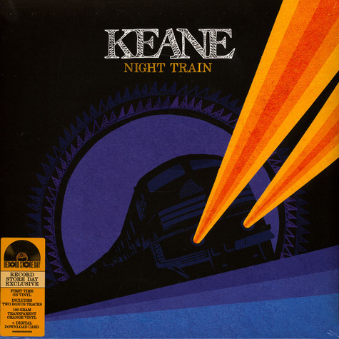 Keane - Night Train Record Store Day 2020 Edition