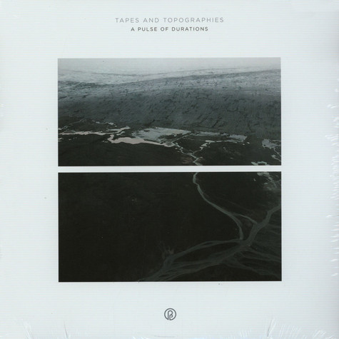 Tapes & Topographies - A Pulse Of Durations Transparent Turquoise Vinyl Edition
