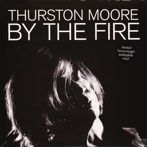 Thurston Moore - By The Fire Black Vinyl Edition