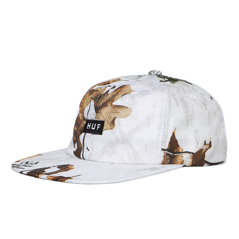 HUF - Realtree 6 Panel Cap