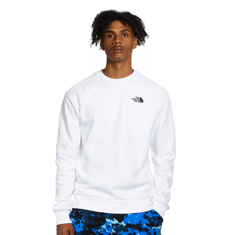 The North Face - Raglan Red Box Sweater