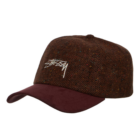 Stüssy - Speckled Wool Low Pro Cap
