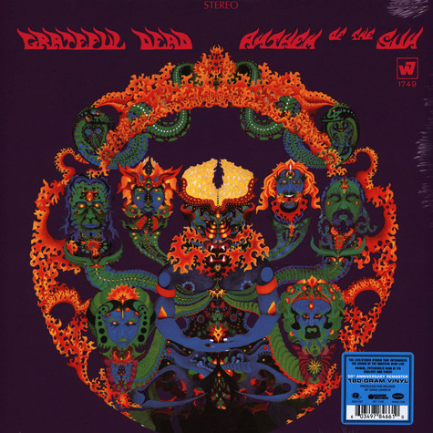 Grateful Dead - Anthem Of The Sun (1971 Remix) Picture Disc Edition
