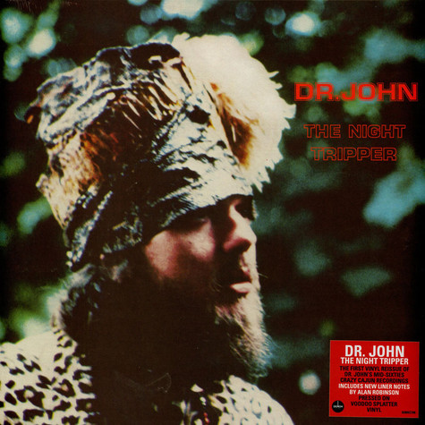 Dr.John - The Night Tripper Voodoo Splatter Vinyl Edition