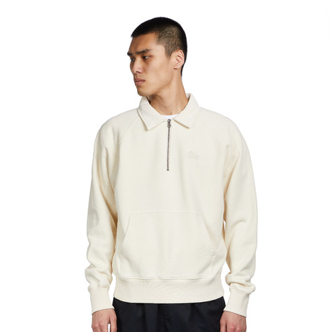 Stüssy - Polo Zip Fleece