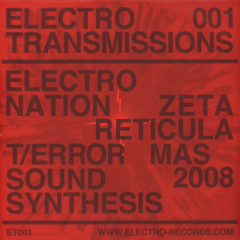 V.A. - Electro Transmissions 001 - Abduction Krew