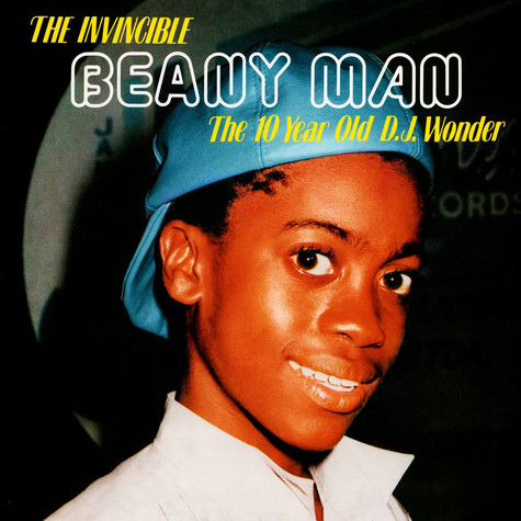 Beany Man (Beenie Man) - The Invincible Beany Man (The Ten Year Old DJ Wonder)