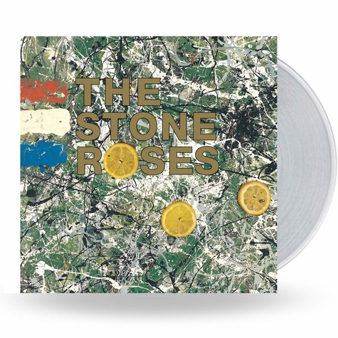 Stone Roses, The - Stone Roses Clear Vinyl Edition