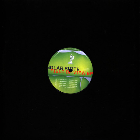Solar Suite - Field Of View EP