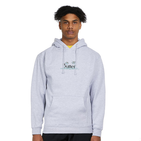 Butter Goods - Flowers Classic Logo Pullover