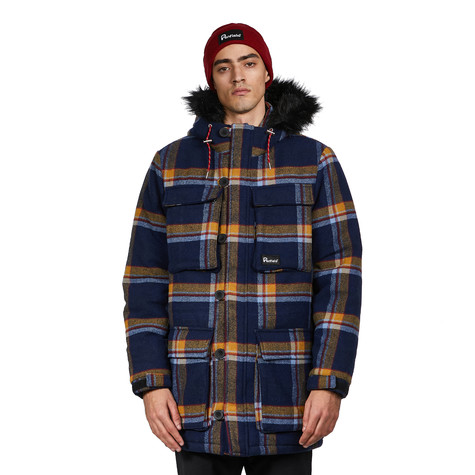 Penfield - Maple Check Parka