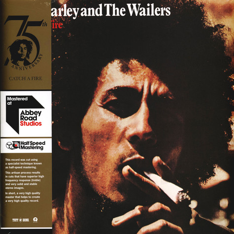 Bob Marley - Catch A Fire Limited Half Speed Mastered Edition