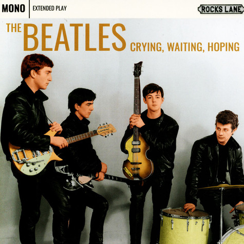 Beatles, The - Crying, Waiting, Hoping Yellow Vinyl Edition
