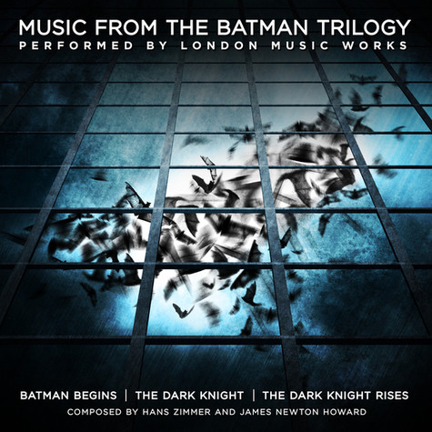 The City Of Prague Philharmonic Orchestra - Music From The Batman Trilogy Yellow Vinyl Edition