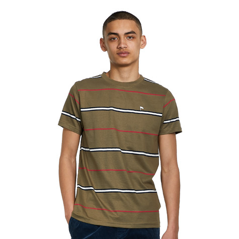 Wemoto - Warren Stripe Tee