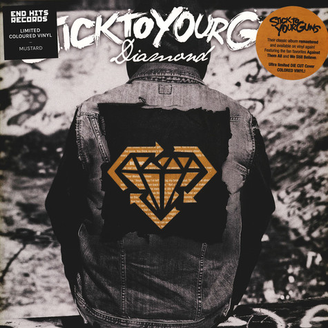 Stick To Your Guns - Diamond Mustard Vinyl Edition