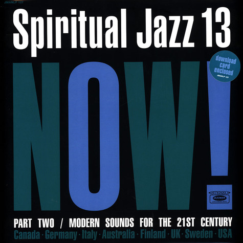 V.A. - Spiritual Jazz Volume 13: NOW Part 2