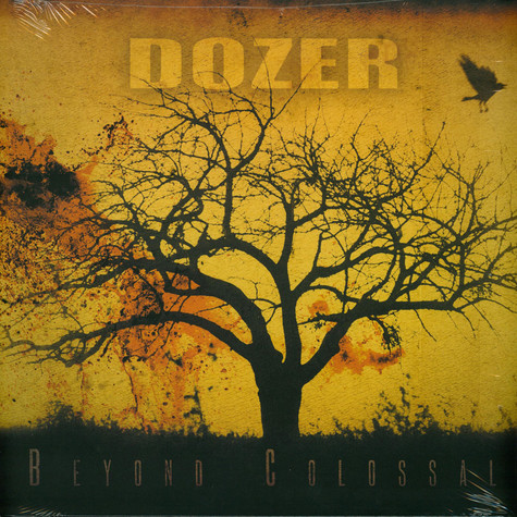 Dozer - Beyond Colossal Black Vinyl Edition