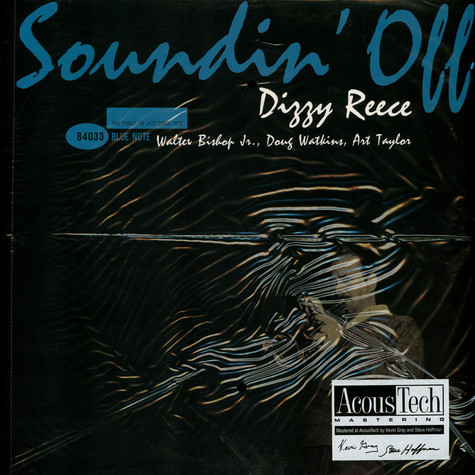 Dizzy Reece - Soundin' Off 45rpm, 200g Vinyl Edition