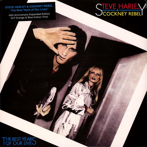 Steve Harley & Cockney Rebel - The Best Years Of Our Lives 45th Anniversary Edition