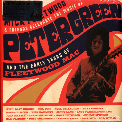 Mick Fleetwood And Friends - Celebrate The Music Of Peter Green And The Early Y