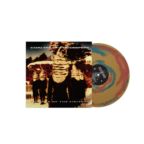 Coaltar Of The Deepers - Revenge Of The Visitors Gold/Red/Blue Vinyl Edition