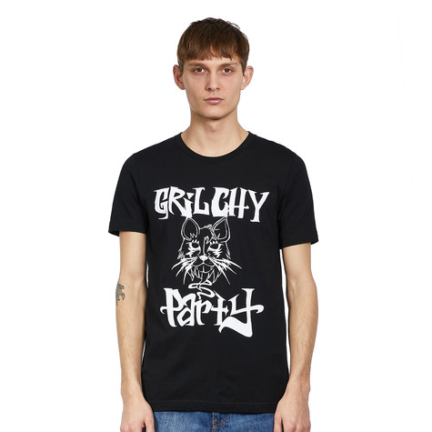 Grilchy Party - Bobcat T-Shirt