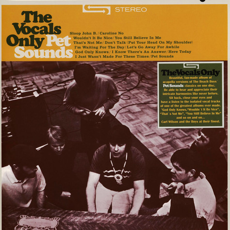Beach Boys - Pet Sounds - The Vocals Only