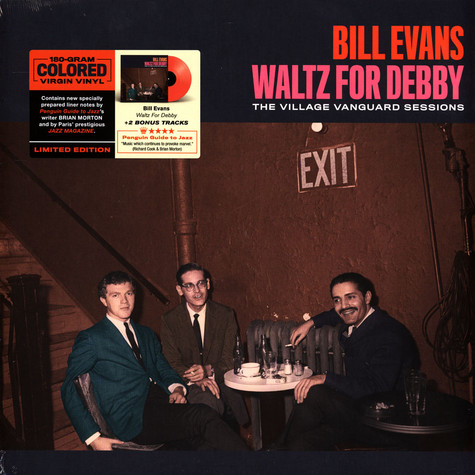 Bill Evans - Waltz For Debby - The Village Vanguard Sessions
