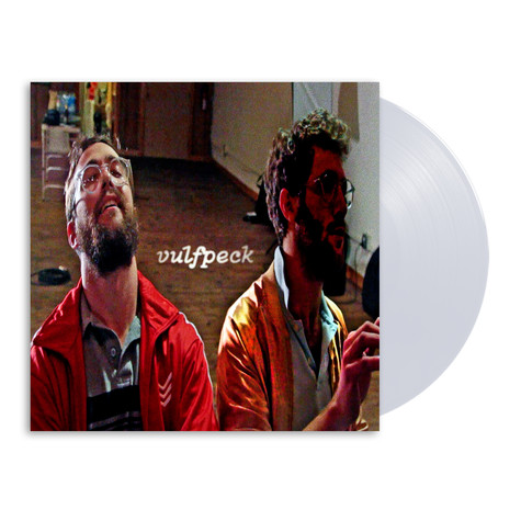 Vulfpeck - Vollmilch Clear Vinyl Edition