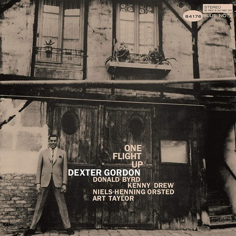 Dexter Gordon - One Flight Up Tone Poet Vinyl Edition
