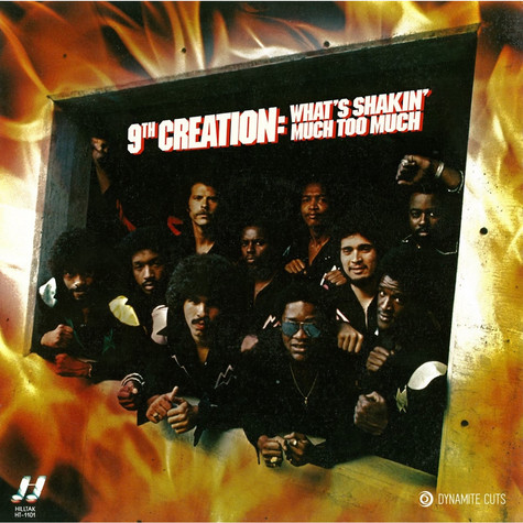 9th Creation, The - What's Shakin' / Much Too Much Yellow Vinyl Edition