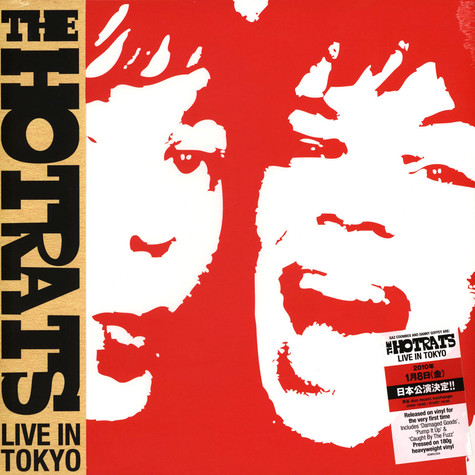 Hotrats, The - Live In Tokyo