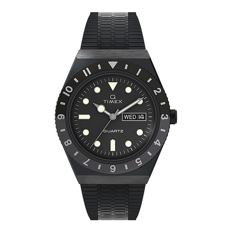 Timex Archive - Q Diver Inspired Watch