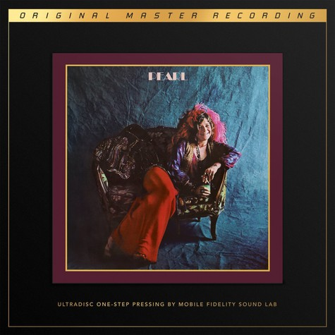 Janis Joplin - Pearl Deluxe Edition UltraDisc One-Step Limited Edition