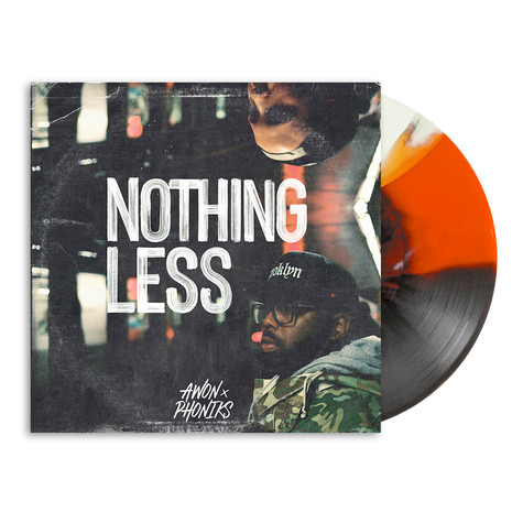 Awon & Phoniks - Nothing Less Tri-Colored Vinyl Edition