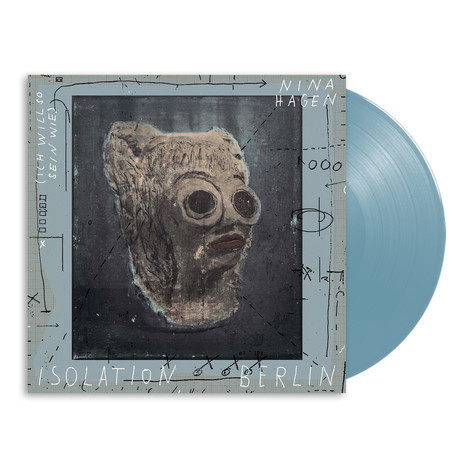 Isolation Berlin - (Ich Will So Sein Wie) Nina Hagen HHV Exclusive Blue Vinyl Edition