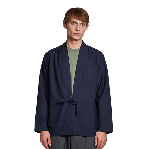 Universal Works - Tie Front Shirt