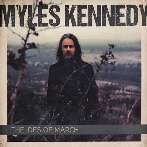 Myles Kennedy - The Ides Of March Grey Vinyl Edition