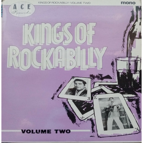 V.A. - Kings Of Rockabilly - Volume Two